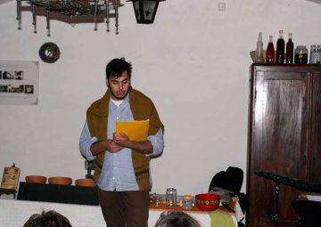 Filip Cirkvenčić najavljuje program