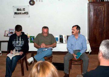Izlaganje Zlatoja Martinova o piscu Miguelu Gutierrez Adurizu